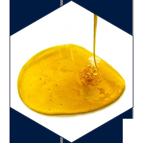 Hemp CBD oil drip
